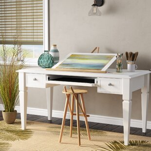 Veda Solid Wood Writing Desk