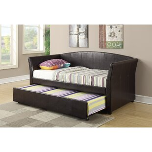 Jeramiah Daybed with Trundle Charlton Home