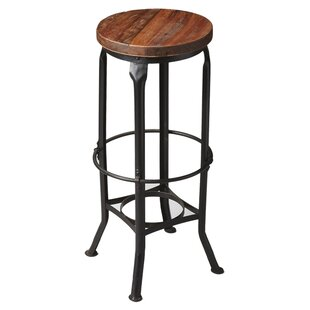 Valeria 30 Bar Stool by 17 Stories