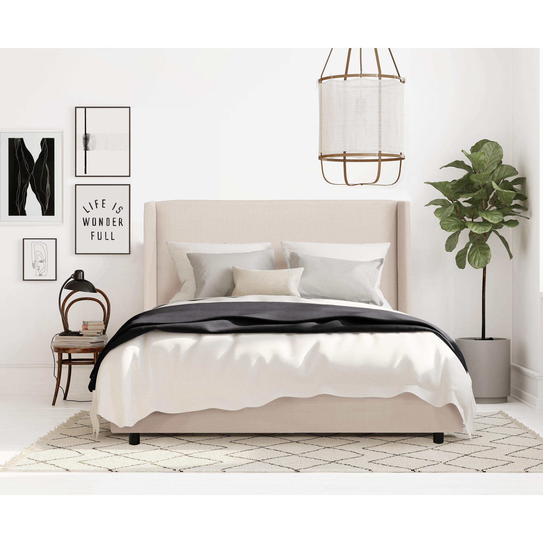 Brayden Studio Harger Upholstered Standard Bed Reviews Wayfair
