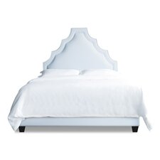 Lexi Non Tufted Upholstery Platform Bed by My Chic Nest