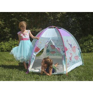 Affordable Price Fairy Blossom Gigantic Dome Pop-Up Play Tent ByPacific Play Tents