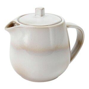 Cardiff 1 qt. Ceramic Teapot
