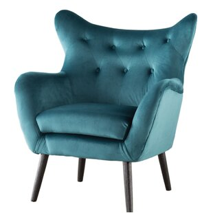Review Bouck Wingback Chair by Willa Arlo Interiors