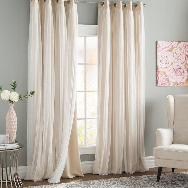 Luxury Living Room Curtains | Wayfair