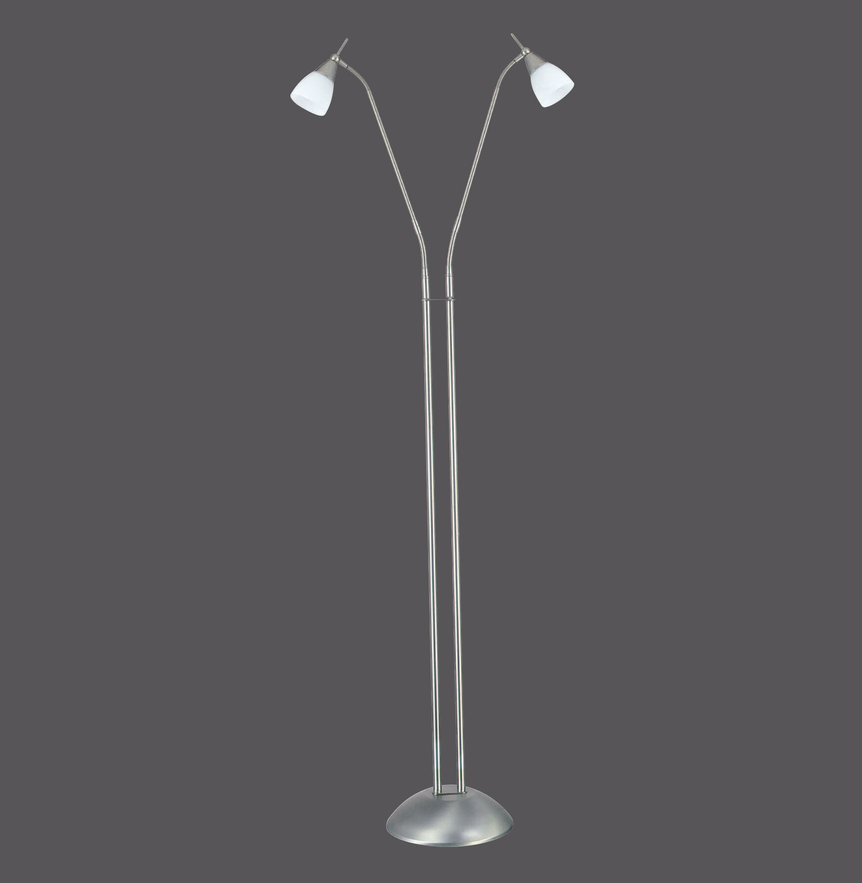 17 Stories 167 Cm Stehlampe Speece Bewertungen Wayfair De
