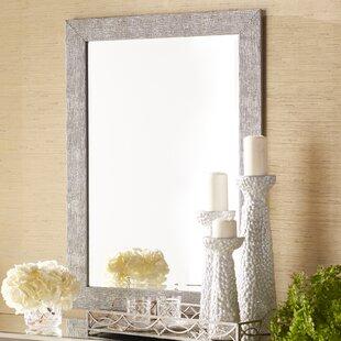 30 x 48 mirror bevelled glass abdul accent mirror by world menagerie 30x48 mirror wayfair