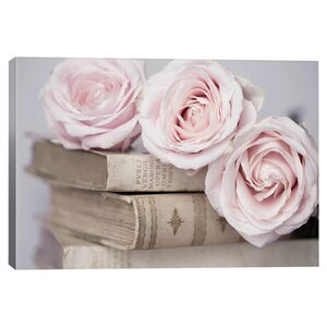 'Vintage Roses' Photographic Print by East Urban Home