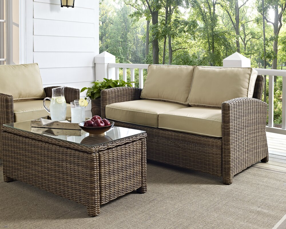 lawson wayfair birch wicker with cushions pdp lane reviews loveseat outdoor
