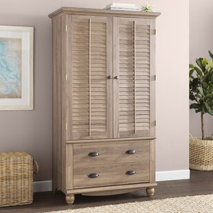 Affordable Pinellas TV-Armoire ByBeachcrest Home