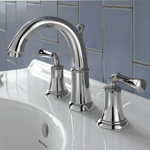 Portsmouth Widespread Bathroom Faucet with Drain Assembly By American Standard