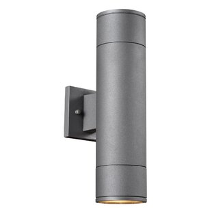 Compare Kenilworth 2-Light Outdoor Sconce By Ebern Designs