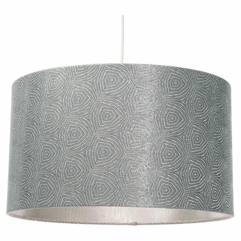 pagazzi lighting 40 cm lampenschirm bingham bewertungen. Black Bedroom Furniture Sets. Home Design Ideas