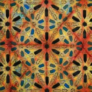 'Lahraoouyine' by Parvez Taj Painting Print on Wrapped Canvas by Parvez Taj