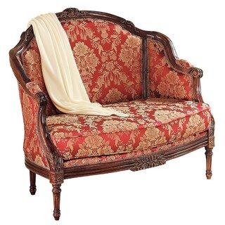 Antoinette Loveseat by Design Toscano SKU:AA809844 Order