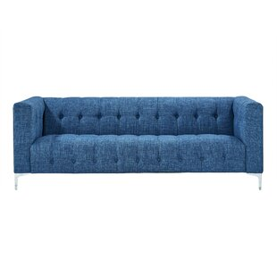 Seurat Tufted Chesterfield Sofa