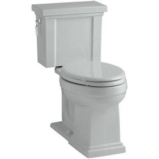 Tresham Comfort Height 1.28 GPF Elongated Two-Piece Toilet ByKohler