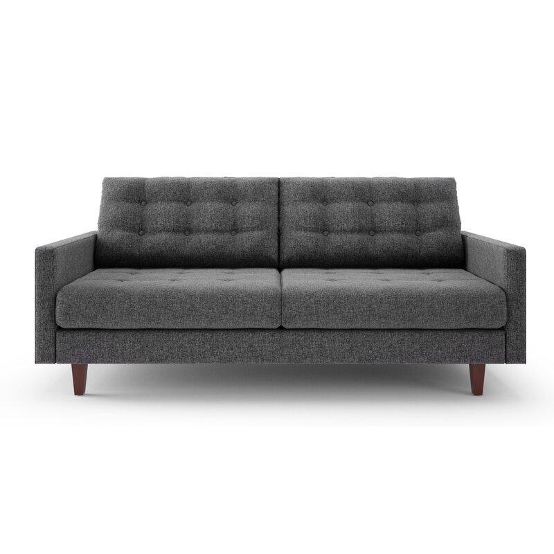 Canyon Sandy Tufted Sofa
