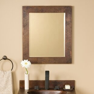 Compare Sedona Rectangle Bathroom Mirror By Native Trails, Inc.