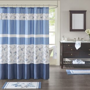Honore 100% Cotton Shower Curtain ByThe Twillery Co.
