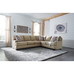 Larkhaven Sectional  by Benchcraft