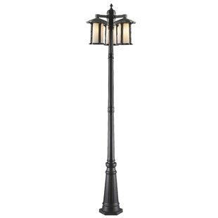 Best Deals Pelzer 3-Light 87 Post Light By Loon Peak
