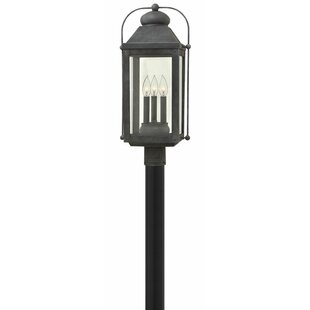 Anchorage Outdoor 3-Light Lantern Head By Hinkley Lighting Outdoor Lighting