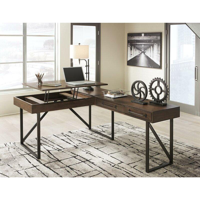 Trent Austin Design Diaz Configurable Office Set Wayfair
