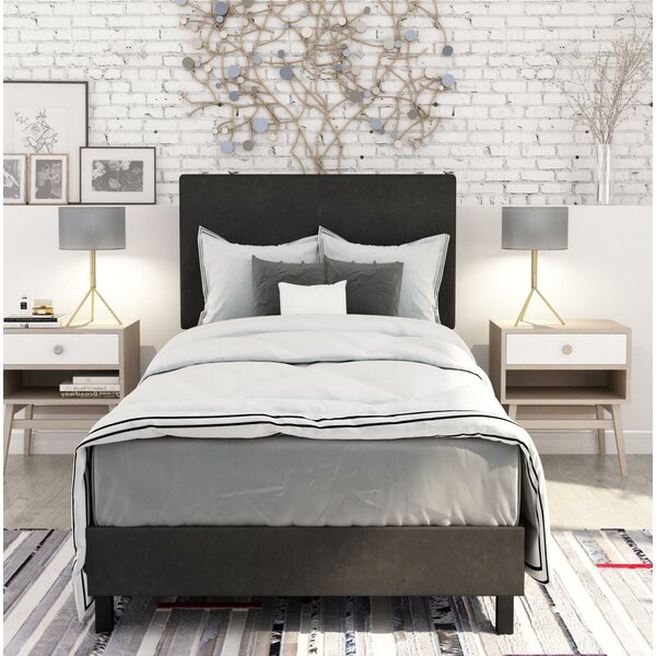 Wayfair Furniture Phone Number Free Delightful Scan Design Furniture Langley  #21   Modern Mdf Bed   Wayfair ...
