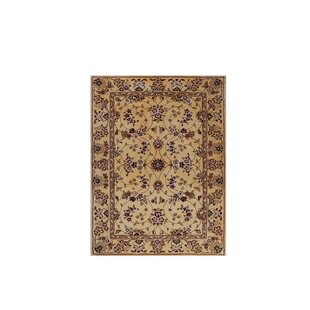 Delicieux Drexel Heritage Hand Tufted Beige/Red Area Rug