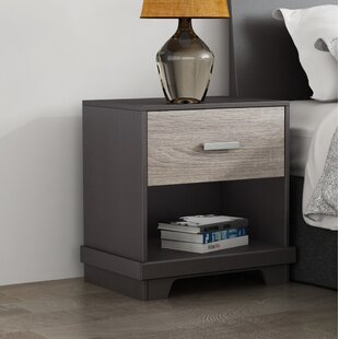 Avalos 1 Drawer Nightstand By Trule Teen