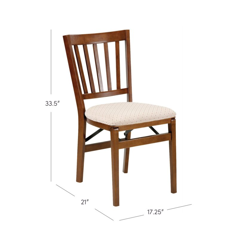 stakmore schoolhouse side chair reviews wayfair