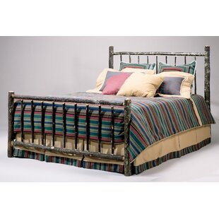 Berea Panel Bed By Flat Rock Furniture