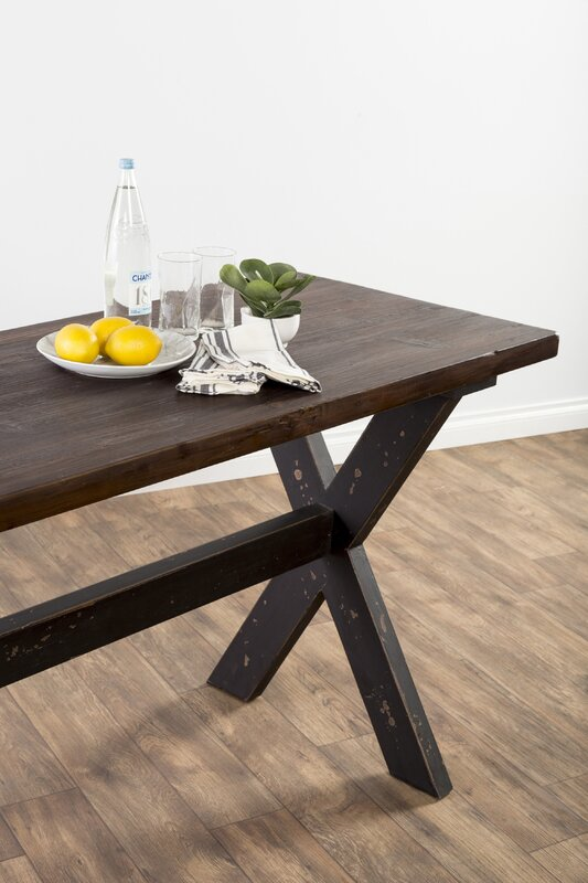Kitchen Gathering Table August grove courtney gathering table reviews wayfair courtney gathering table workwithnaturefo