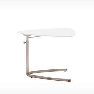 Best Reviews Boomerang End Table By EQ3