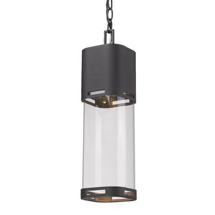 Where buy  Knarr 1-Light LED Outdoor Pendant By Latitude Run