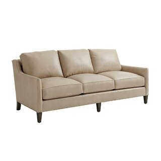 Ariana Leather Sofa by Lexington SKU:CD758990 Description