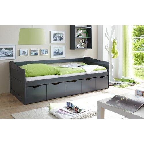 Tagesbett Engler Roomie Kidz Farbe: Grau   Schlafzimmer > Schlafsofas > Schlafsofas & Polsterliegen   Roomie Kidz