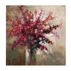 Beauty in Crystal Painting on Canvas by Darby Home Co