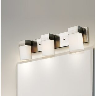 Compare Lanclos 3-Light Vanity Light ByLatitude Run