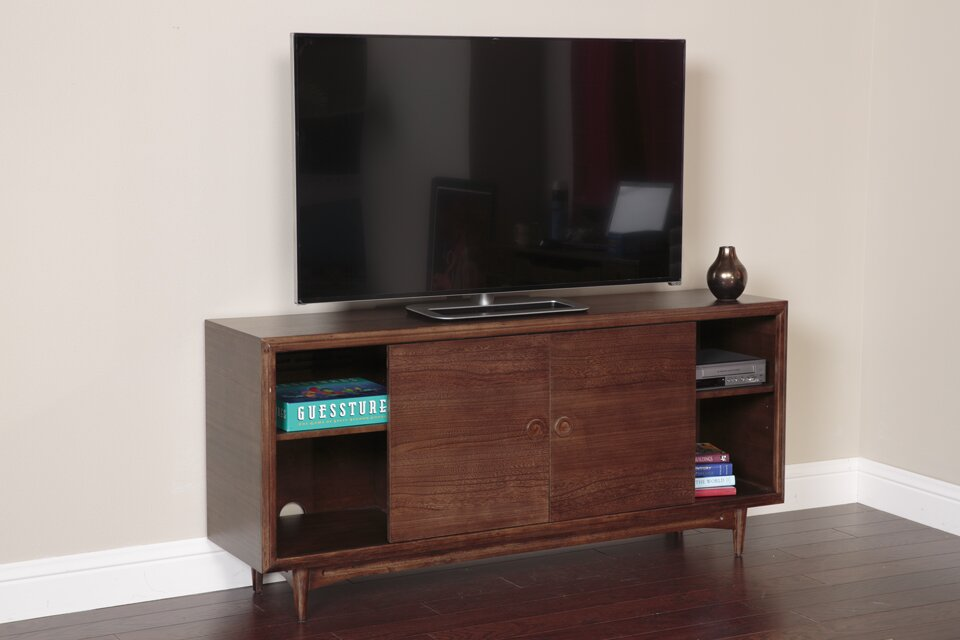 American furniture classics mid century 66 tv stand for American furniture warehouse tv stands