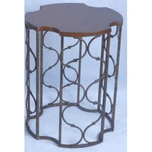 TLC Home Daniel End Table