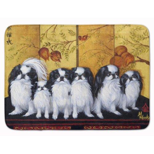 Red Barrel Studio Kenwood Japanese Chin Ming Vase Memory Foam Bath Rug Wayfair