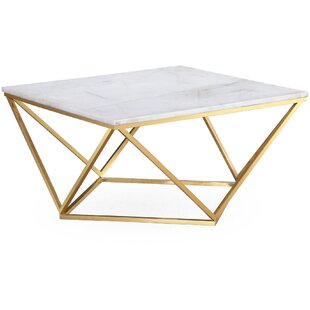 Maryann Coffee Table with Tray Top