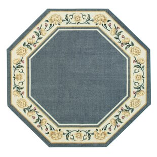 Find the perfect Salina Blue/White Area Rug By Brumlow Mills