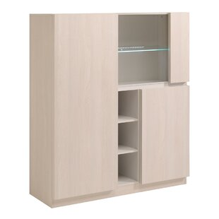 Gabin Dish 3 Door Accent Cabinet