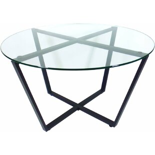 Savings Metro Glass Coffee Table By Mango Steam
