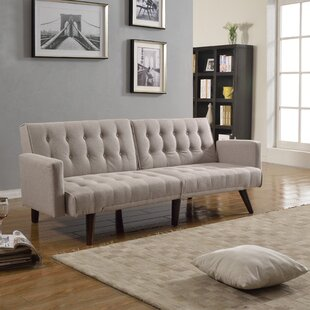 Kaylynn Mid Century Convertible Sofa