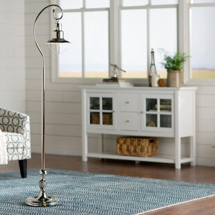 Evansville 60 Arched Floor Lamp By Beachcrest Home Lamps
