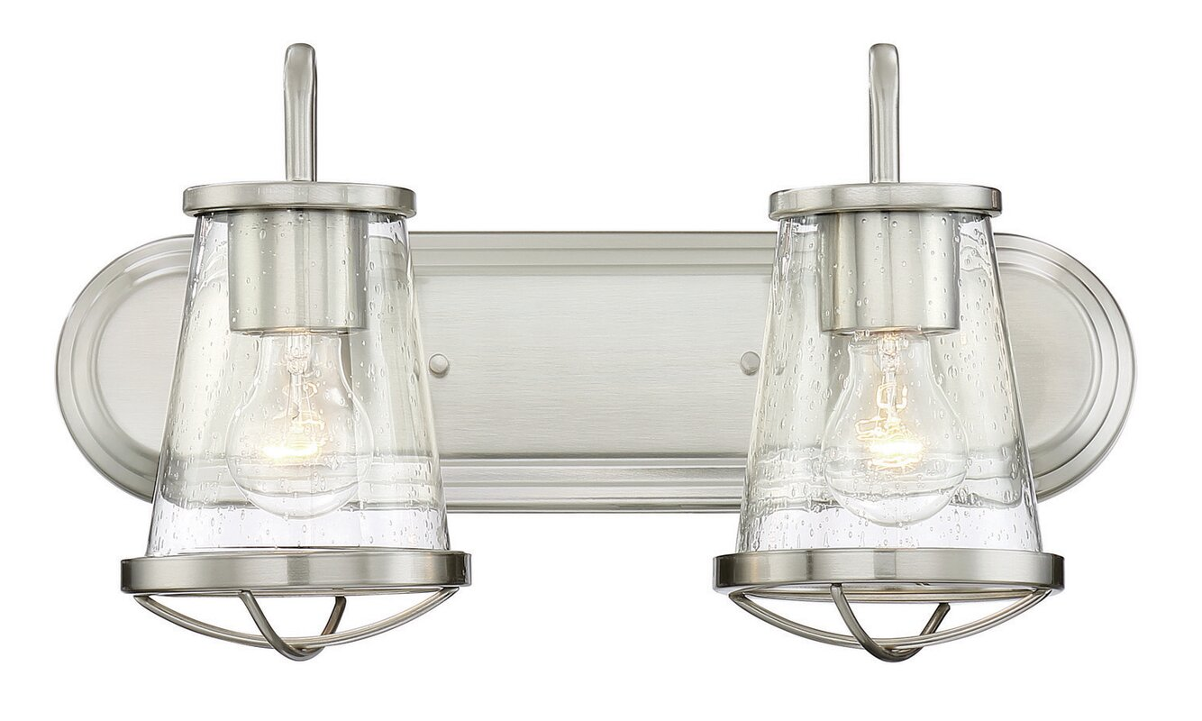 Regan 2-Light Vanity Light
